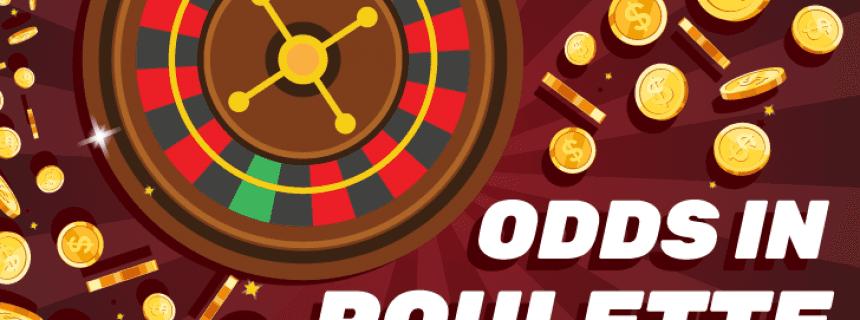 如何在輪盤中獲得最佳賠率?